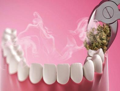 اثرات ماری جوآنا روی دندان